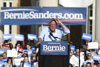 Election 2020 - Bernie Sanders