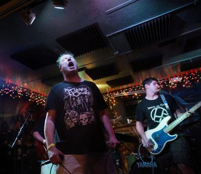 Charleston's annual punk festival spans two days and two venues