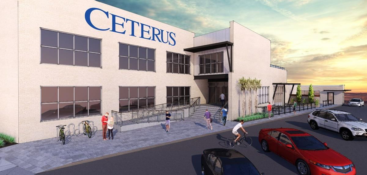 Ceterus moving into bigger office as tech hub grows