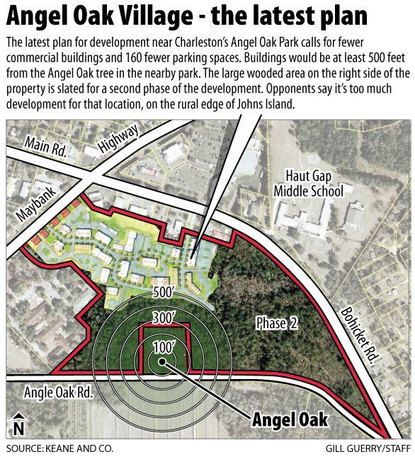 Protect land around oak, league says