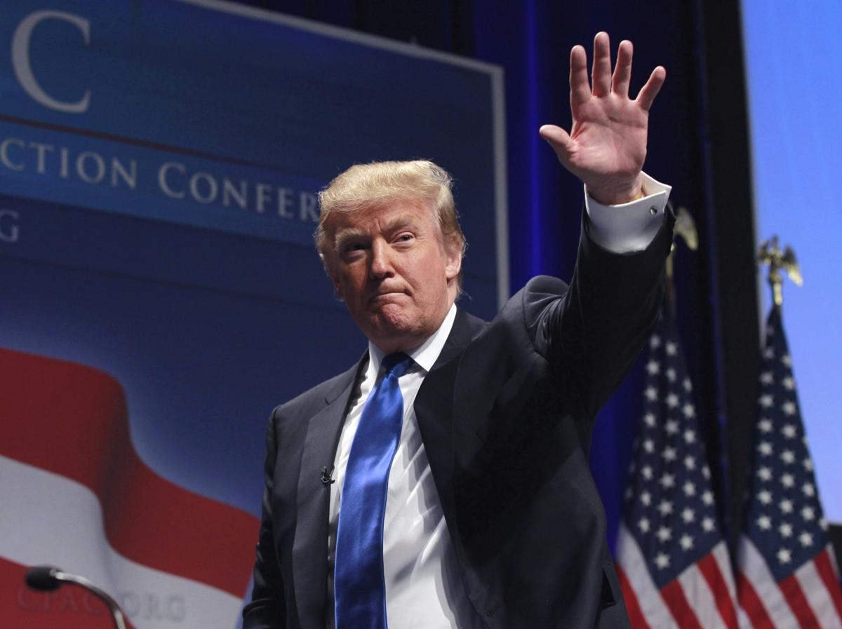 Donald Trump to keynote national conference in Charleston
