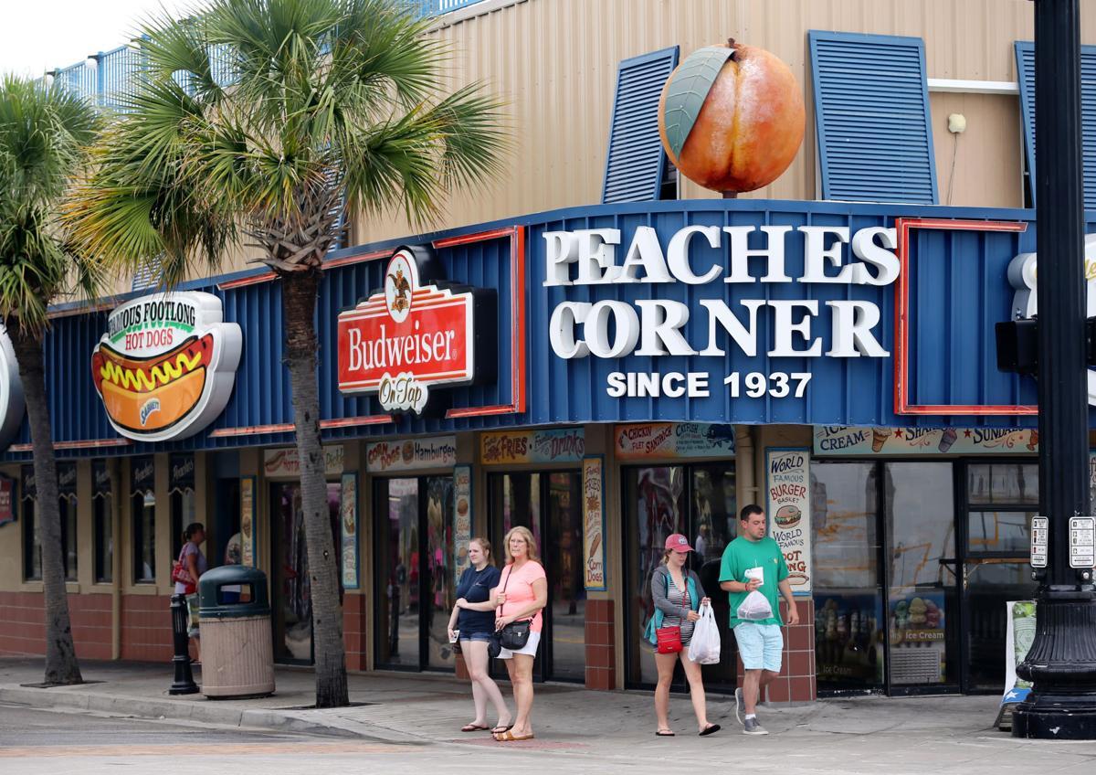 Peaches Corner Myrtle Beach