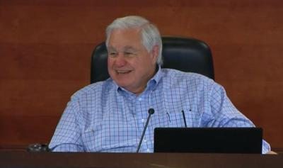 Keith Summey City Council meeting