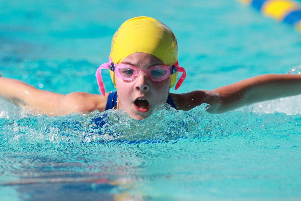 Flying Fish jump to early lead at City Swim Meet
