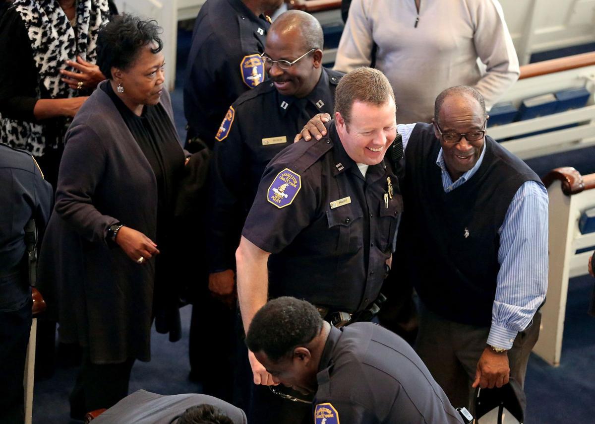 Charleston police chief wants to illuminate community relationships