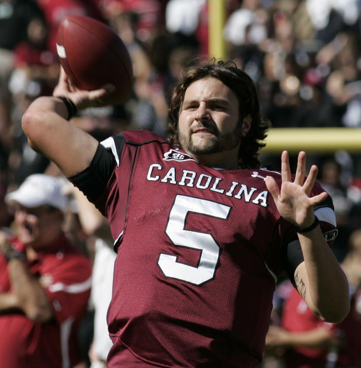 Former Gamecocks quarterback Stephen Garcia blogging from SEC Media Days