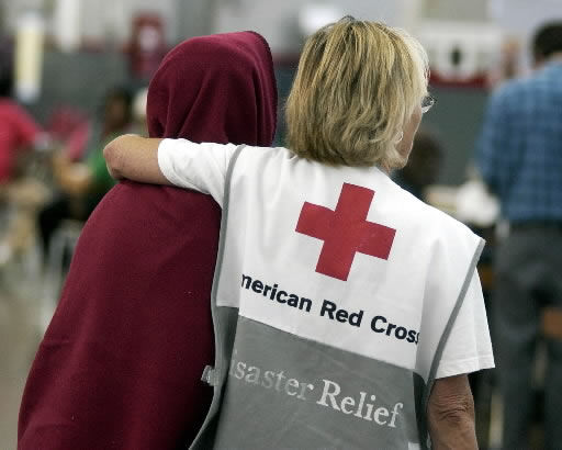 Red Cross asks donors to dig deep