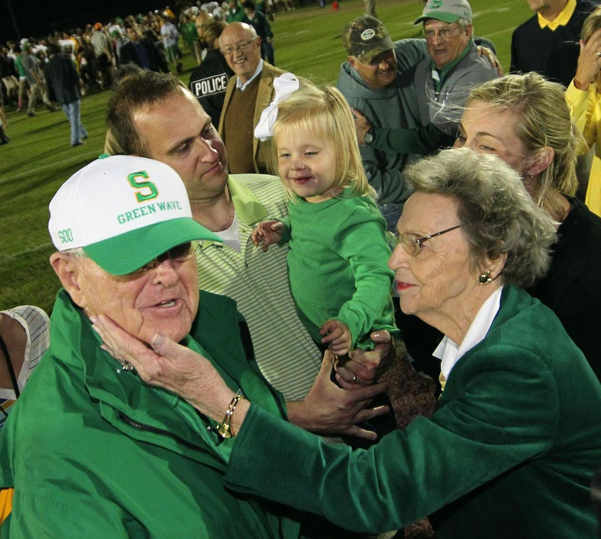 Memorable night for McKissickSAPAKOFF COLUMN: 'Great scene' for 600th victoryWhat you might not know about John McKissickJohn McKissick by the Numbers