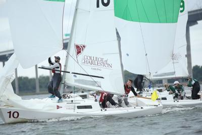 C of C sailing wins first match race nationals title