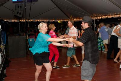 Regional shag clubs flock to Edisto Island for competition during Edisto Music & Shag Fest