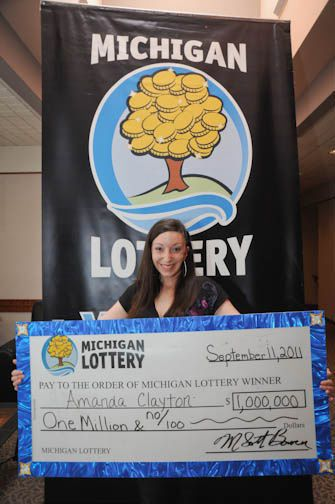 Michigan lottery winner charged with welfare fraud