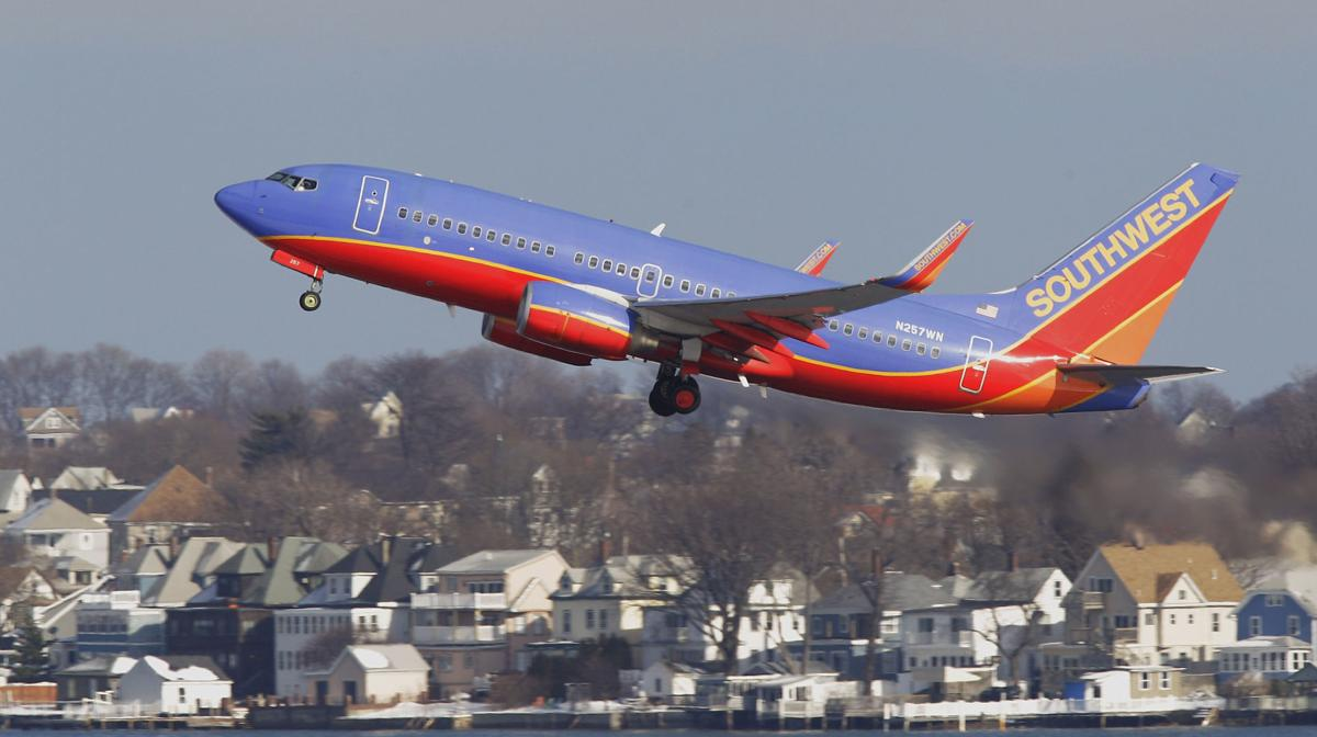Southwest flight headed for Providence, RI diverted to Charleston; 3 passengers removed