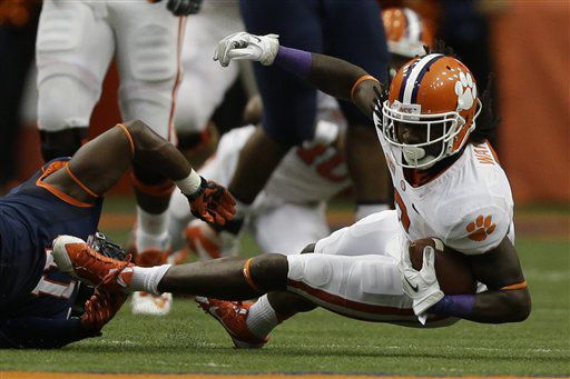 Live blog over: Real-time updates from Boston College vs. No. 3 Clemson