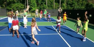 St. George tennis