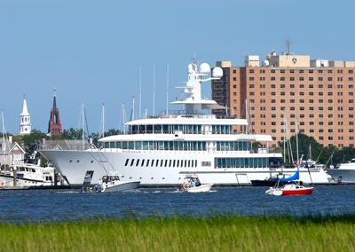 mark cuban yacht