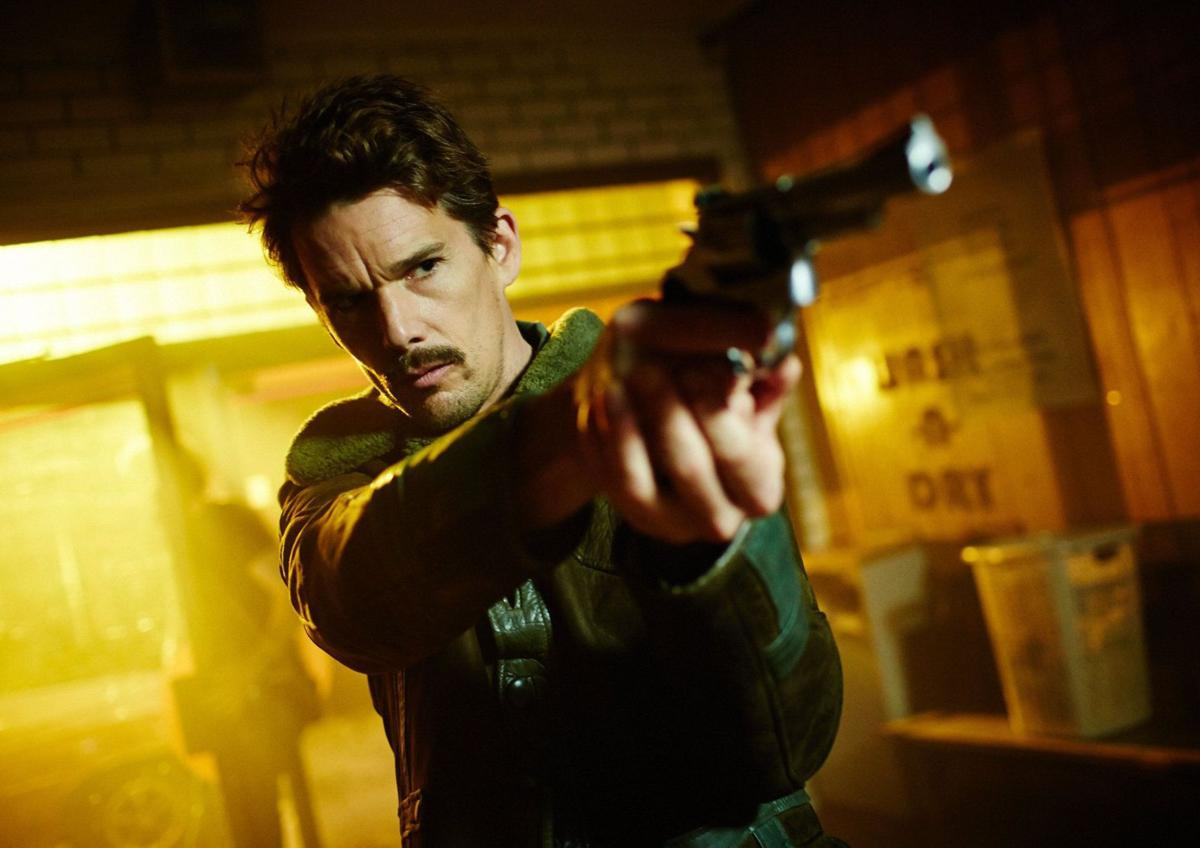 Time is bent — gender, too — in 'Predestination'