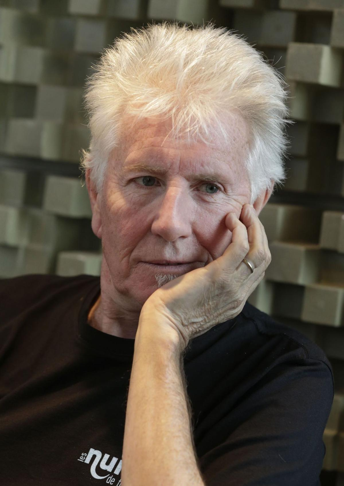 Graham Nash looks back on a life of 'Wild Tales'