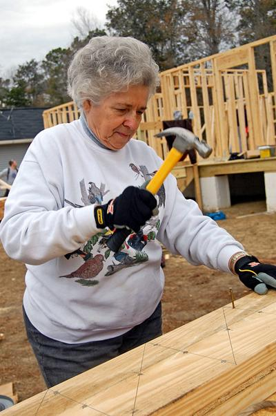 MLK Build Day helps fulfill dreams for homeowners