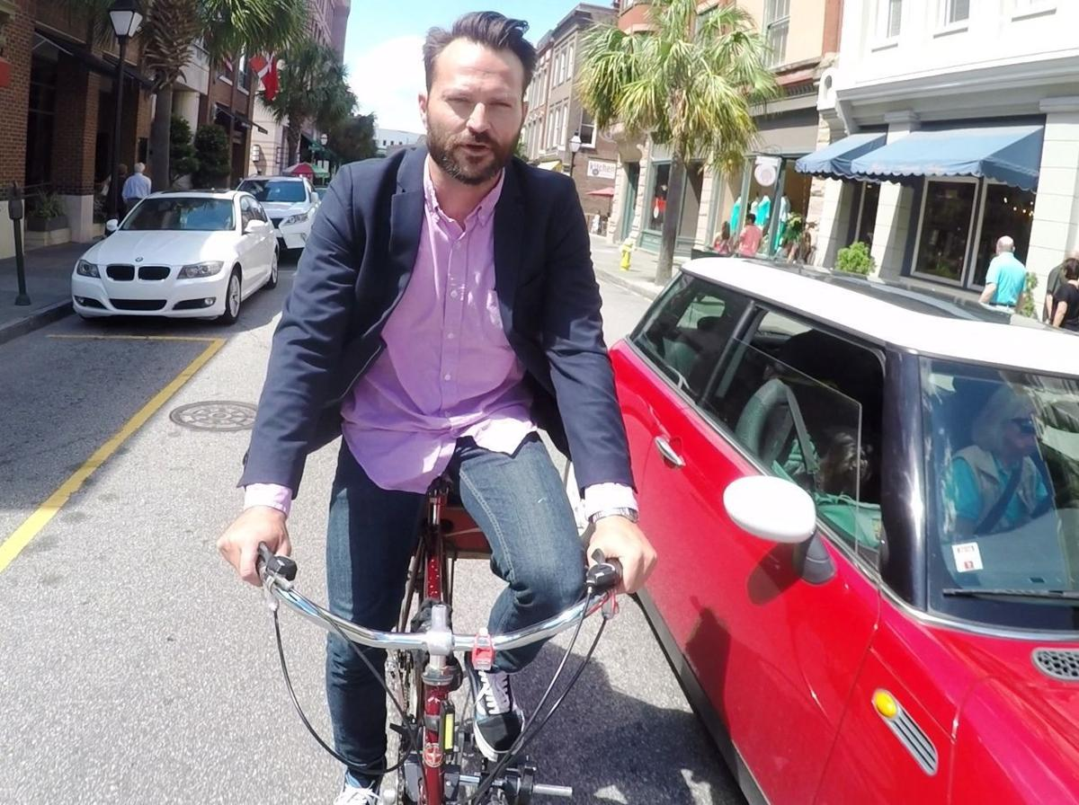 Cycling, safety and the cinema