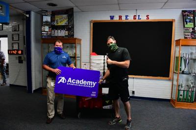 Academy surprises Wagener-Salley High School teacher