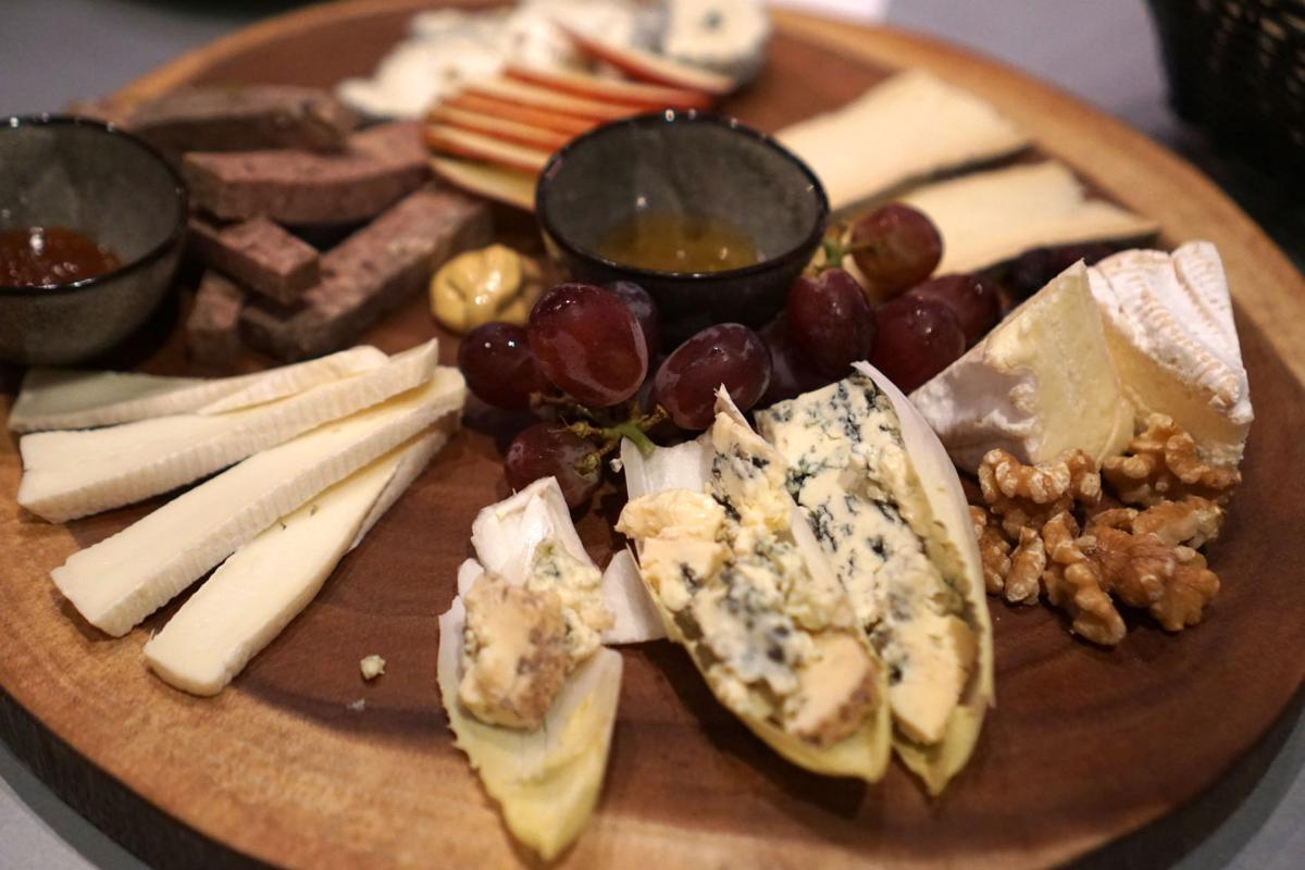 Bistro A Vin now open and serving French cheese and wine in downtown ...
