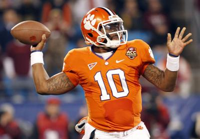 ESPN championship game 'Megacast' to feature ex-Clemson QB Tajh Boyd on Homer Telecast (copy)