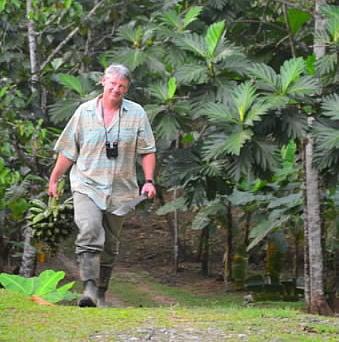 Couple go bananas for Costa Rican property