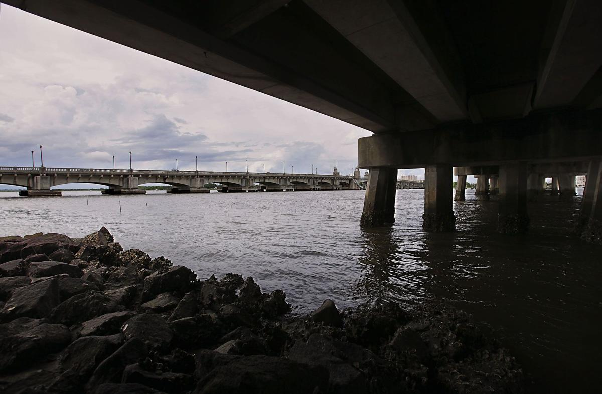 Troubled bridges over local waters