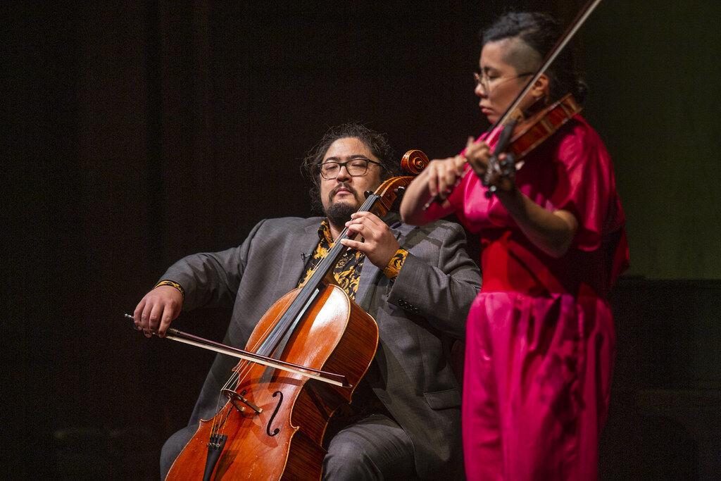 Paul Wiancko and Ayane Kozasa (copy)