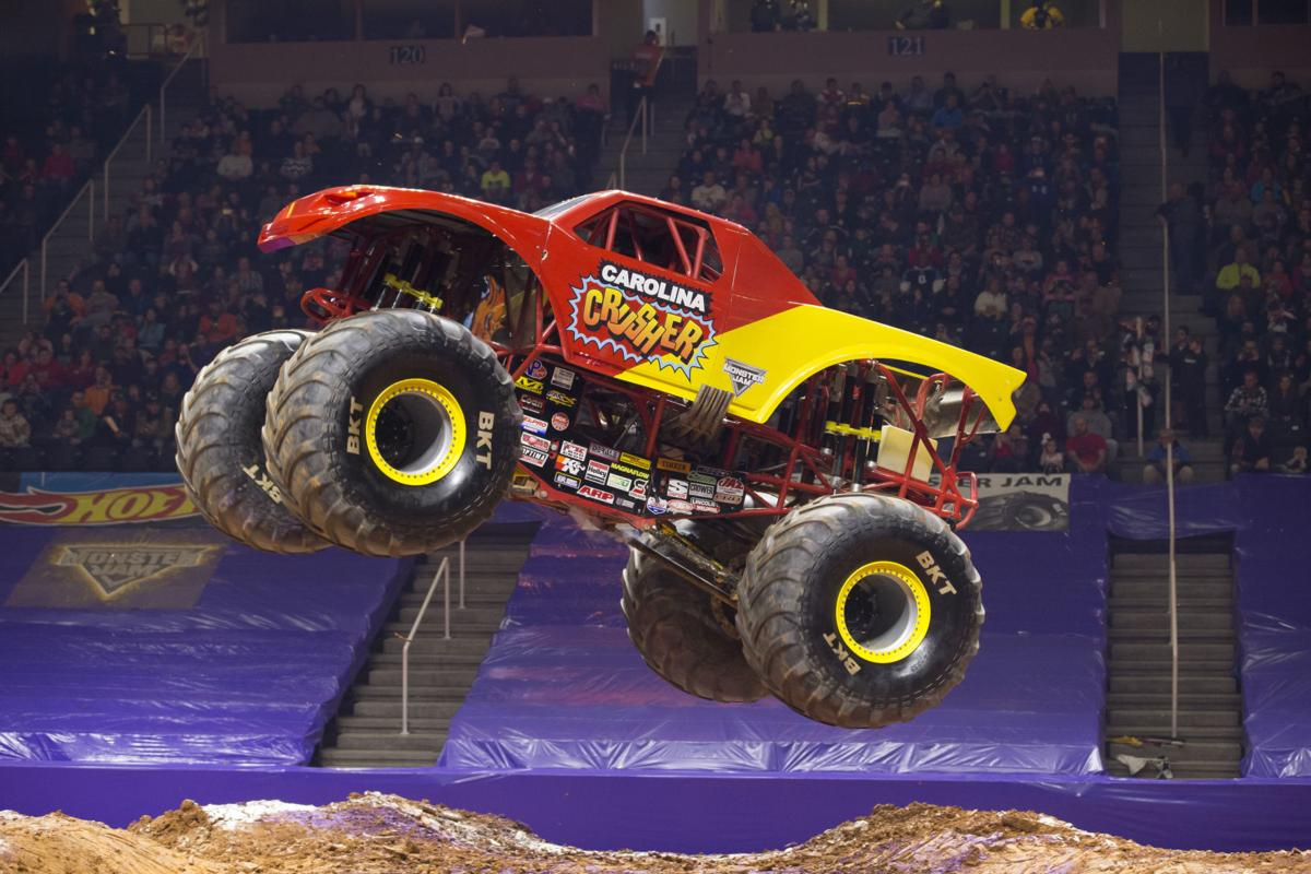 Monster truck rally promises quite the spectacle | Charleston Scene ...