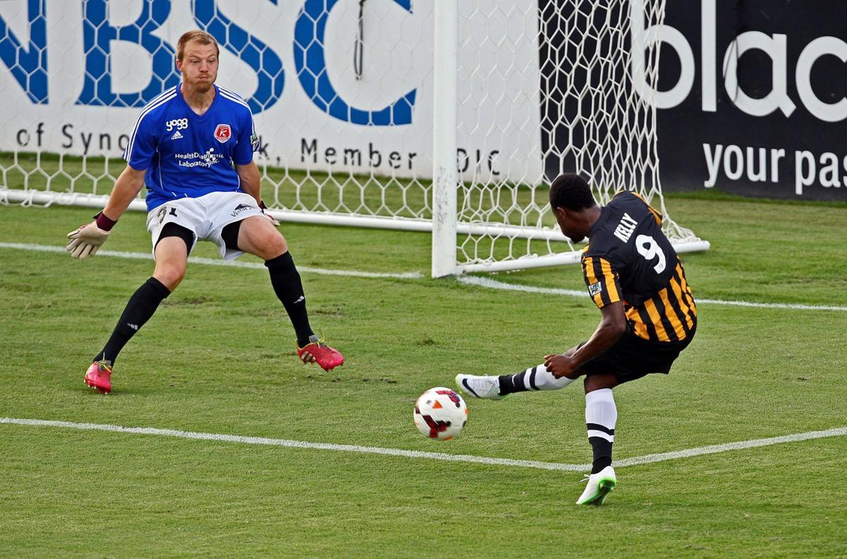 Battery, Kickers renew long-standing rivalry
