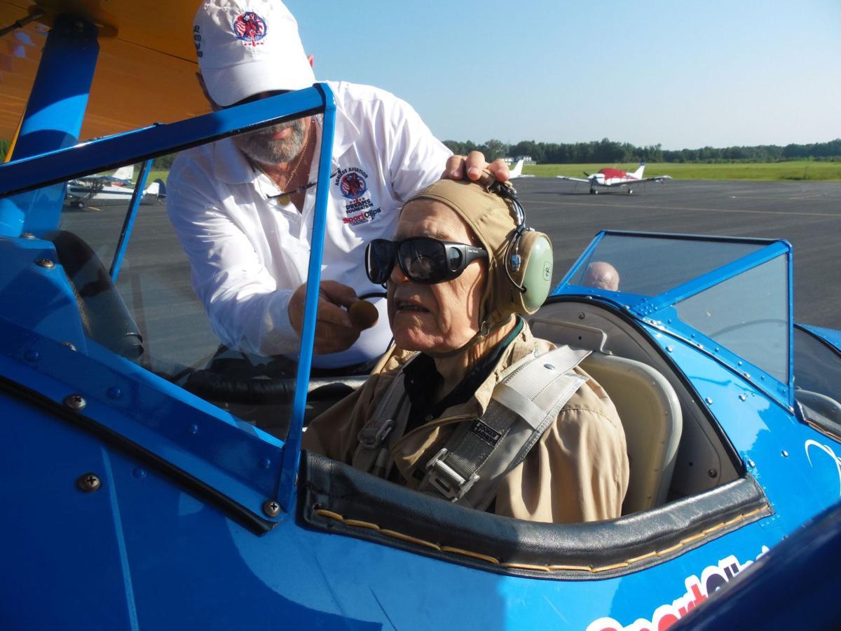 Summerville veterans reach new heights in Dream flights