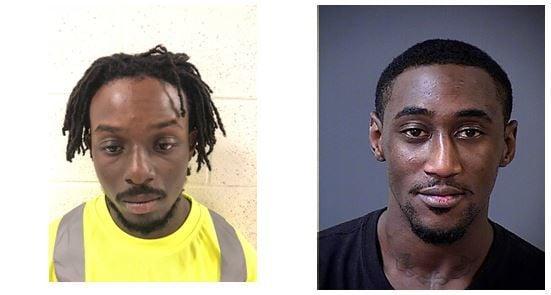 Joshua Olando Washington and Brandon Lloyd Daniels