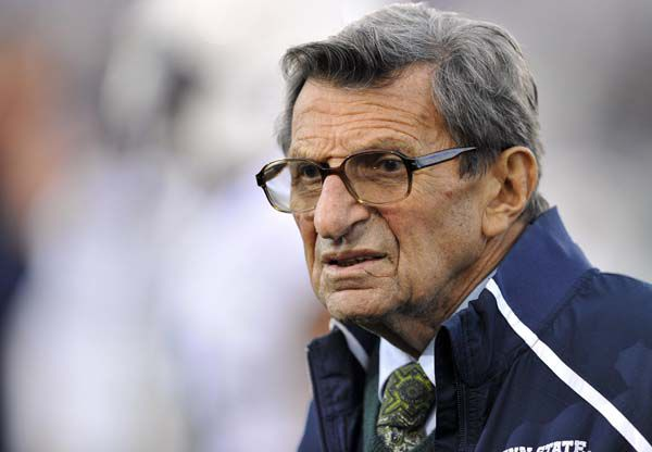 Penn State fires Paterno