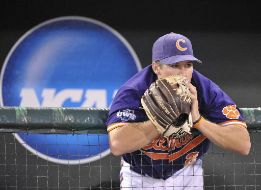 'Special' season ends for Clemson in Omaha