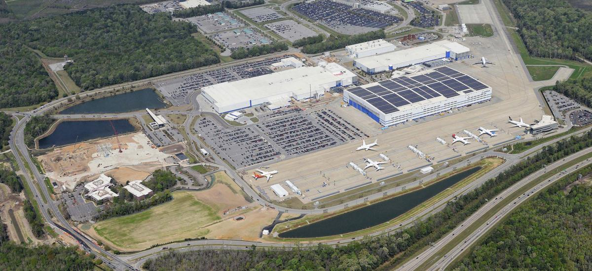 A somber 10th anniversary for Boeing's SC campus amid company scrutiny - Charleston Post Courier