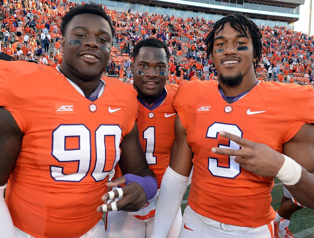 Lawson primed for breakout as next great Clemson sack-master
