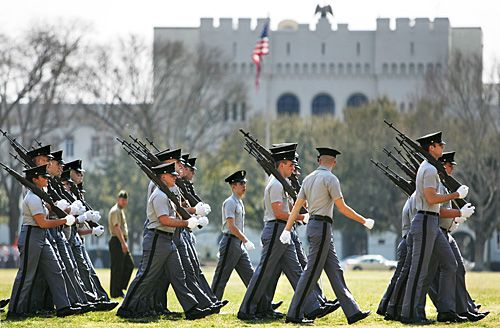 Lawyer: Ex-Citadel cadet who filed strip-search complaint also endured racial harassment