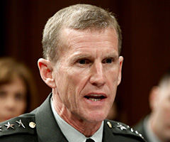 McChrystal resigns in flap over remarks