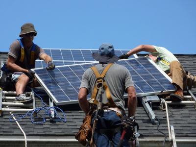 Solar bargains hit home