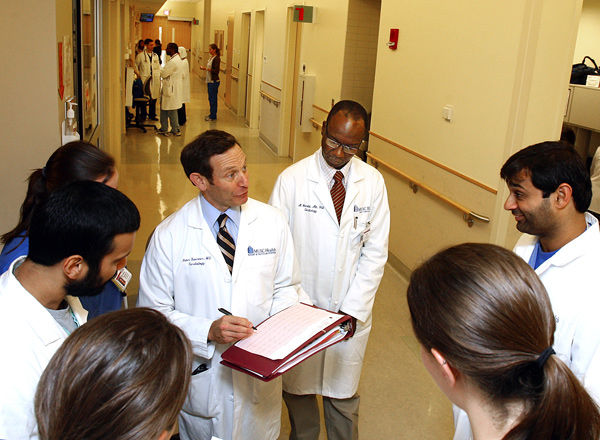 Doctor works with MUSC to improve heart care in Tanzania