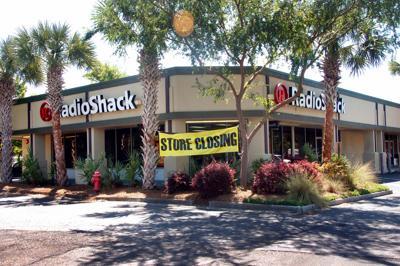 RadioShack closing Mount Pleasant store