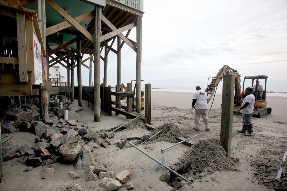 Feds want millions more for Folly work