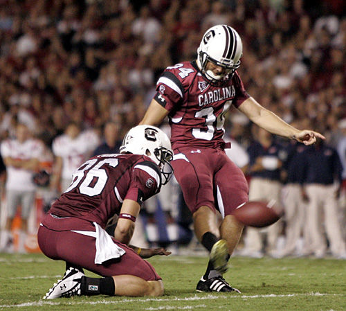 South Carolina's play on special teams figures to be more of asset this season