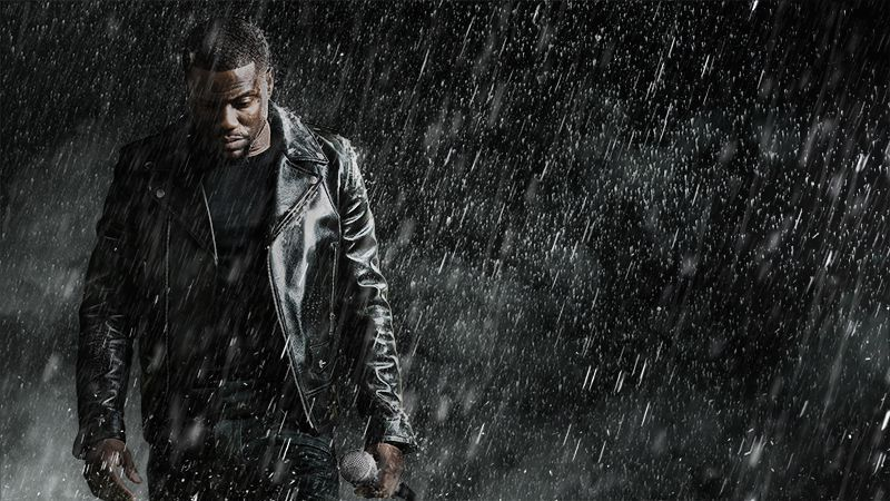 Comedian Kevin Hart performs in North Charleston Wednesday
