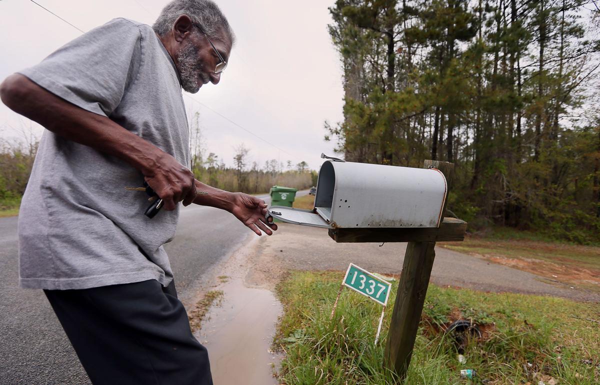 close mailbox Paul Jackson