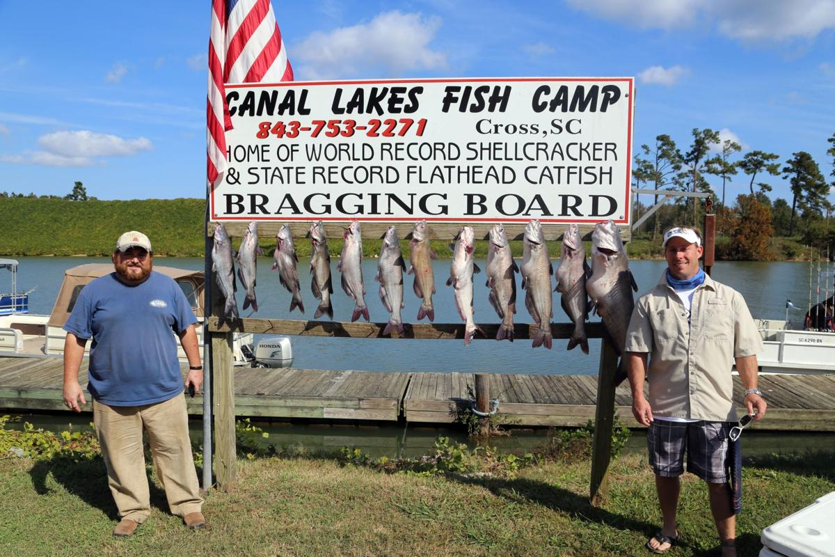 Fishing guides show appreciation for veterans fishing for Reel steel fishing