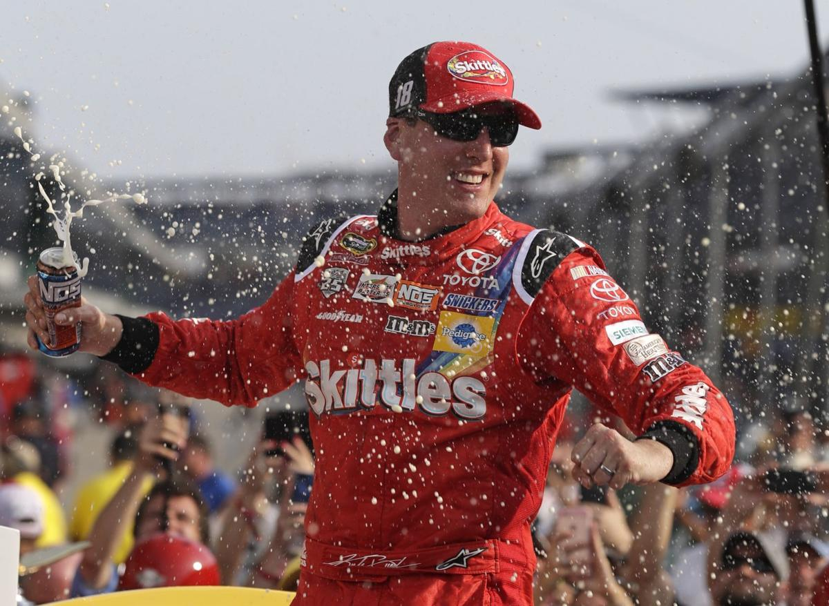 Busch's Brickyard sweep