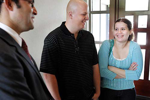 Happy ending resolves scary chapter for couple