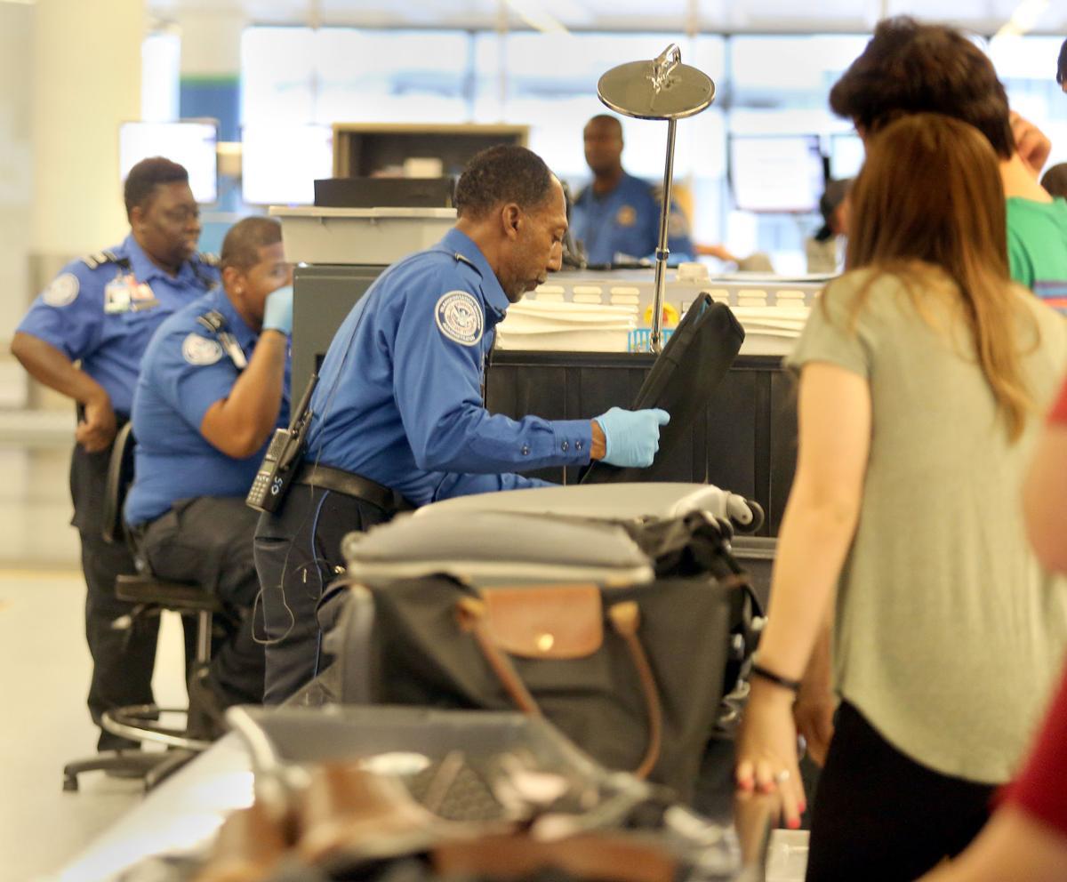 TSA Screening (copy)